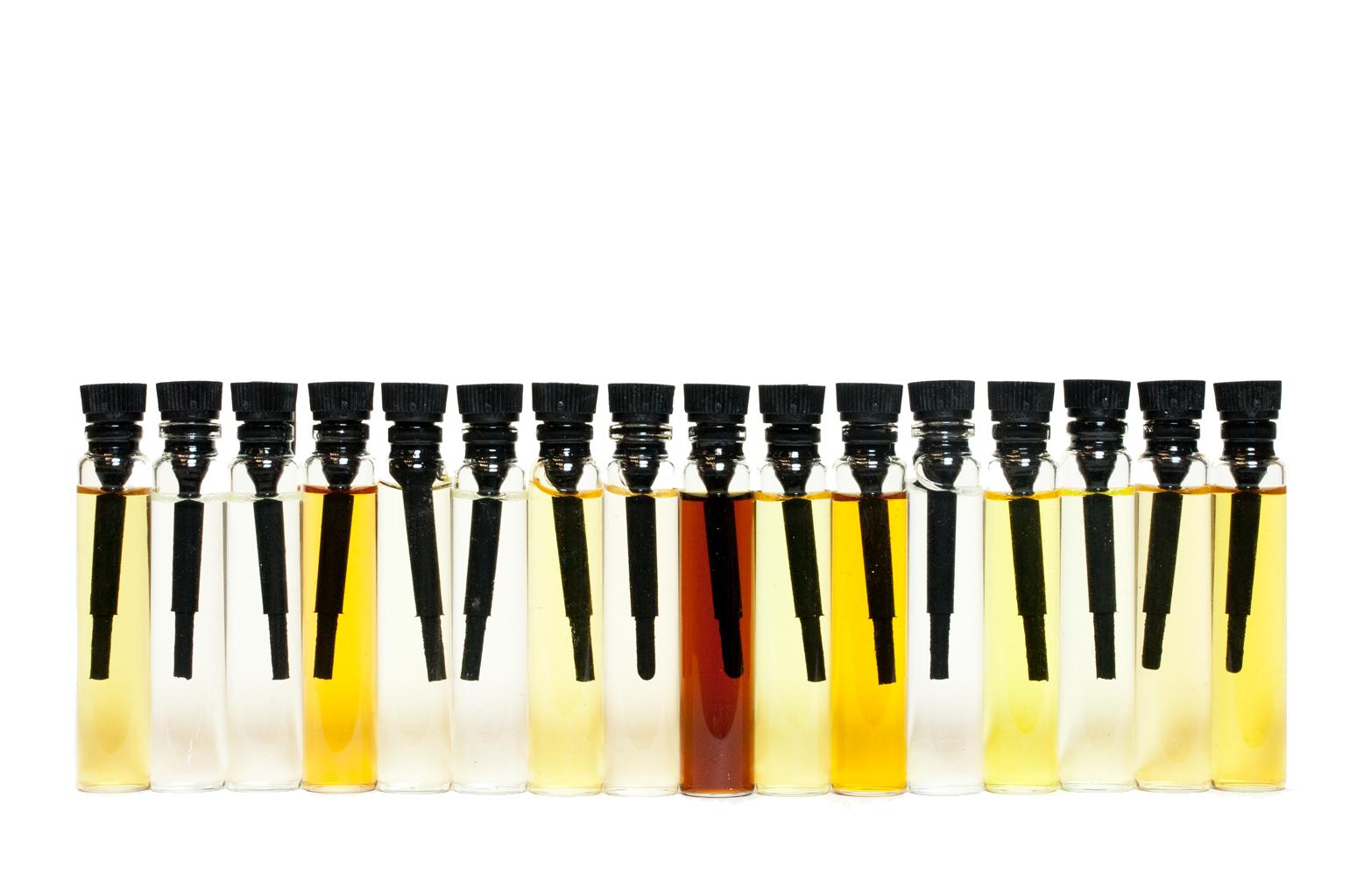 The Haute Perfume Sample Set